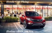 Mua Xe Honda CRV 2017 Ở Đâu Giá Rẻ Nhất Hà Nội