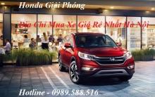 Mua Xe Honda CRV 2018 Ở Đâu Giá Rẻ Nhất Hà Nội