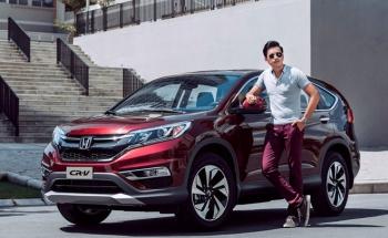 Honda CRV 2.4TG 2016
